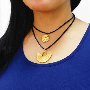 Collar Precolombino -Arte y Artesanías -1