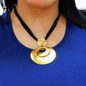 Collar Precolombino -Arte y Artesanías -2