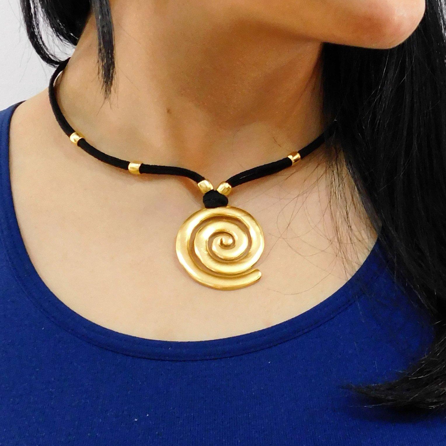 Collar Precolombino -Arte y Artesanías -3