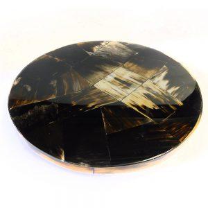 Bandeja redonda cacho c44009 arte y artesanias colombianas 001