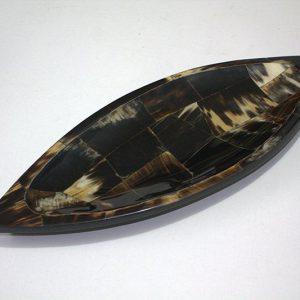 Bandeja ovalada en cacho c44006 arte y artesanias colombianas 001_800_Arte_y_Artesanias_Bogota