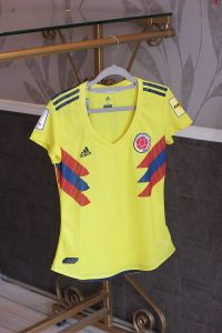Camiseta Adidas dama Selección Colombia Talla S-M C20008 arte y artesanias colombianas 001 _800_Arte_y_Artesanias_Bogota