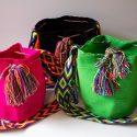 Mochila Wayu colores surtidos