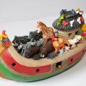 Arca de Noe mediana