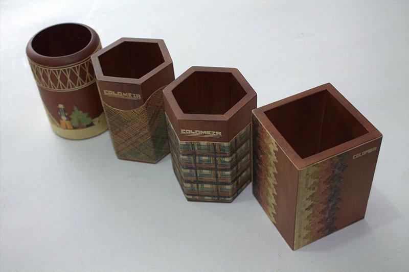 Portalapiz retal en tamo c3010 arte y artesanias colombianas 002_800_Arte_y_Artesanias_Bogota