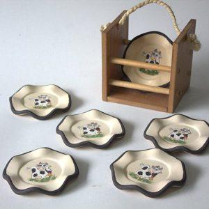 Portavasos ceramica diseño vaca 001_800_Arte_y_Artesanias_Bogota