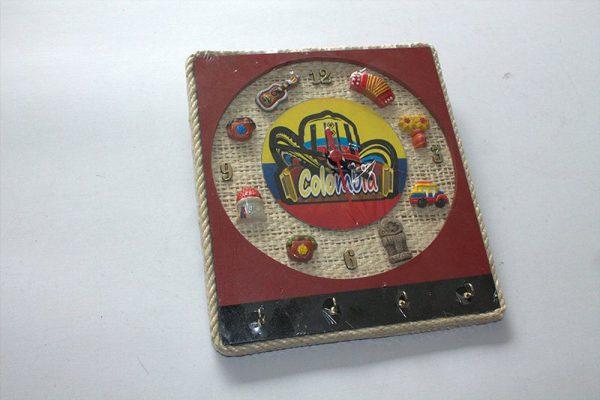 Reloj Colombia yute 1 arte y artesanias colombianas_800_Arte_y_Artesanias_Bogota